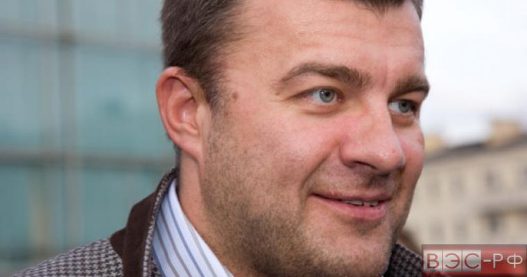 Украина завела уголовное дело на Пореченкова