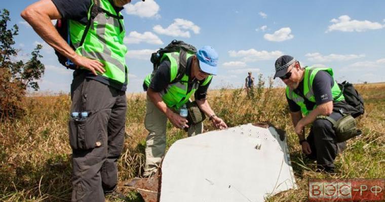 Голландские эксперты прибыли в Донецк для вывоза обломков упавшего Boeing