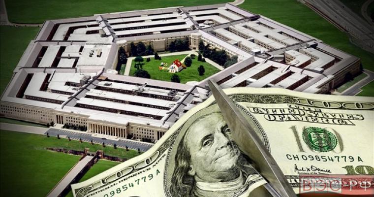 Пентагон долларовая банкнота