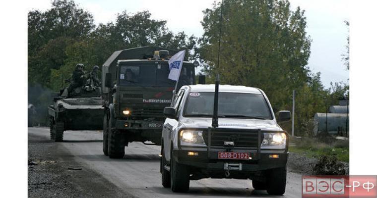 ОБСЕ: Согласован предварительный график вывода войск с Донбасса
