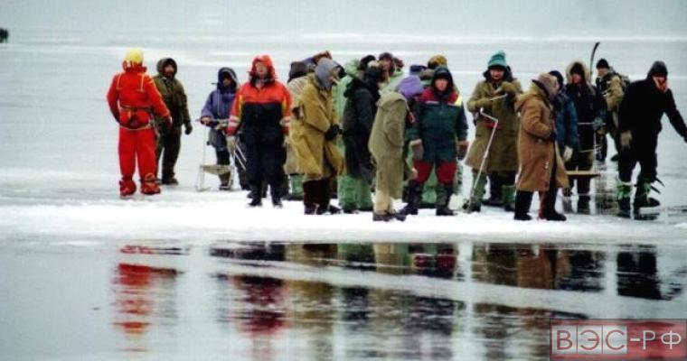Спасатели Новосибирска сняли с льдины почти 40 человек