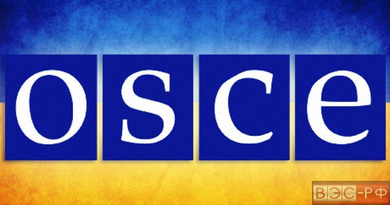 ОБСЕ на Украине