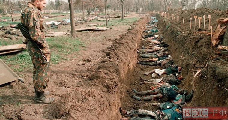 Жертвы в Славянске