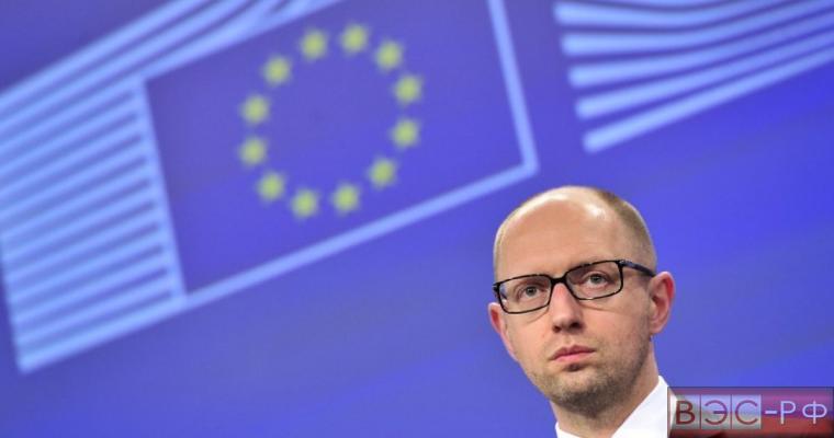 Премьер министр Украины приглашает Москву на переговоры