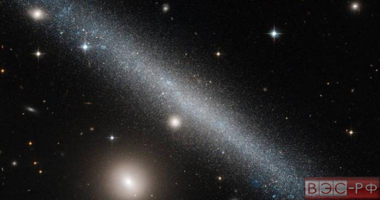 Телескоп NASA Хаббл запечатлел карликовую галактику UGC 1281