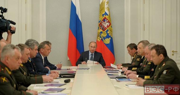 Путин заявил о нежелании «ввязываться в геополитические конфликты»