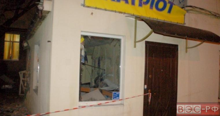 В Одессе взорван магазин, торгующий символикой Украины