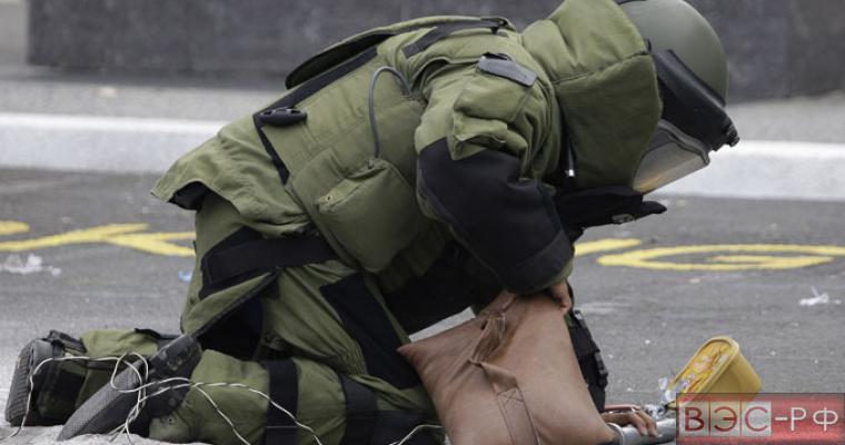 В Киеве постоянно проверяют общественные места на наличие взрывчатых предметов
