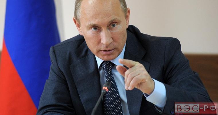 Путин: Семьи крымчан получат материнский капитал за период с 2007 года