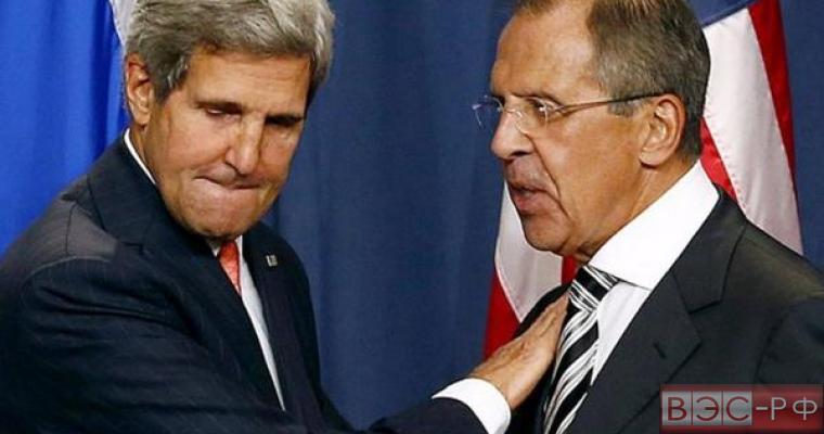 Лавров потребовал от Керри объяснений о российских войсках на Украине