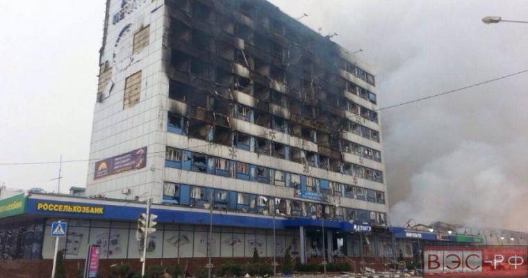 В интернет попало видео переговоров Кадырова с атаковавшими Грозный боевиками