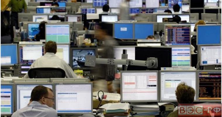Европейские фондовые биржи в красной зоне
