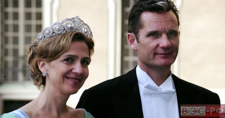 Инфанта Кристина, сестра короля Испании, Иньяки Урдангарин, супруг инфанты Кристины