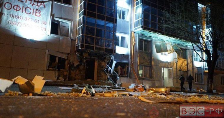 В Одессе взорвался центр сбора помощи украинским силовикам