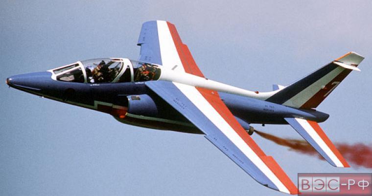 Авиакатастрофу потерпел французский штурмовик