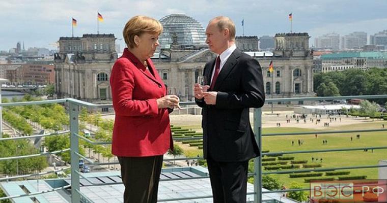 Немцы требуют отмены конфронтации с Россией