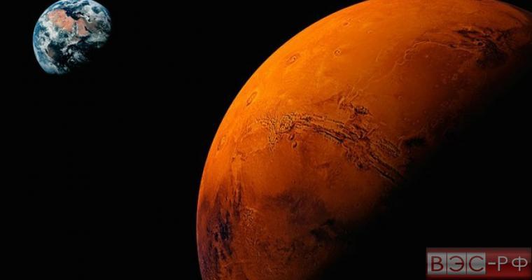 Жизнь на Марсе уничтожена искусственно