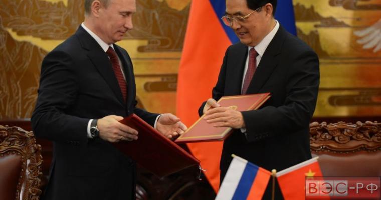 Совместные проекты Китая и РФ
