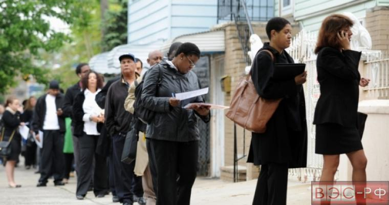 Безработица во Франции устанавливает рекорды