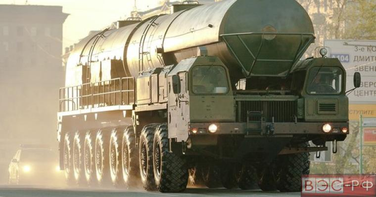 Россия оставила за собой право отвечать на силу ядерным оружием