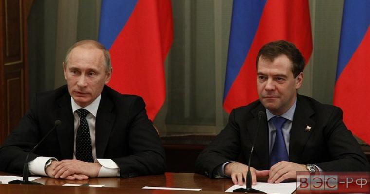 Медведев о работе президента