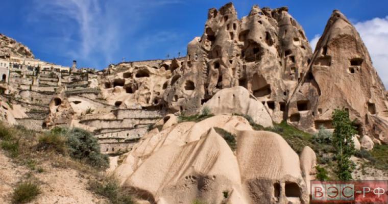 В Турции найден подземный город