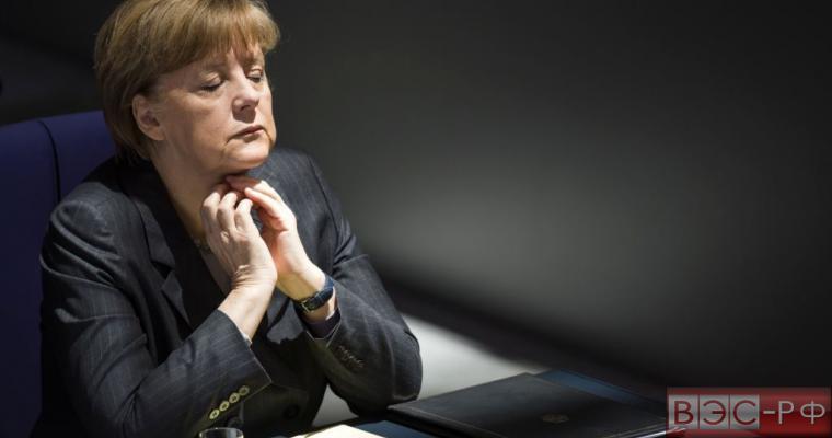 Меркель концентрируется