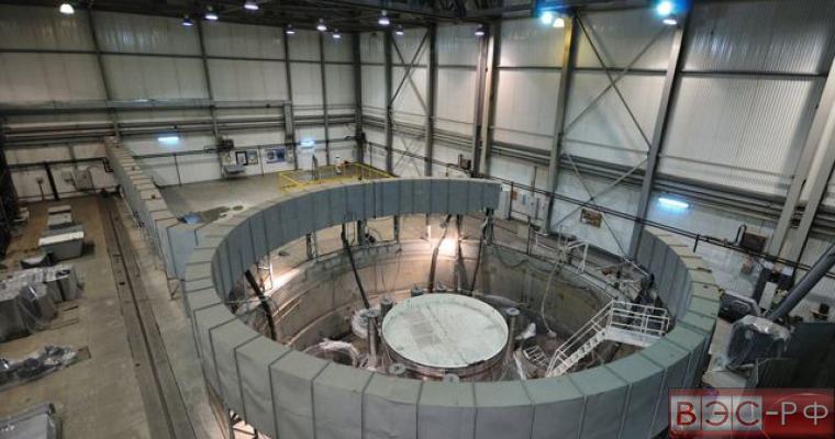 """""""Росатом"""" совершенствует реактор на быстрых нейтронах"""