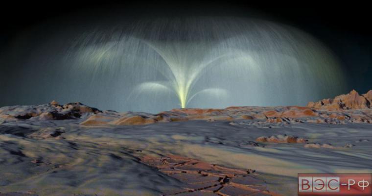NASA ищут гейзеры на Европе