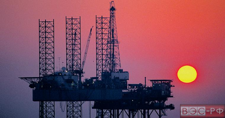 Шельфовая нефтеразработка