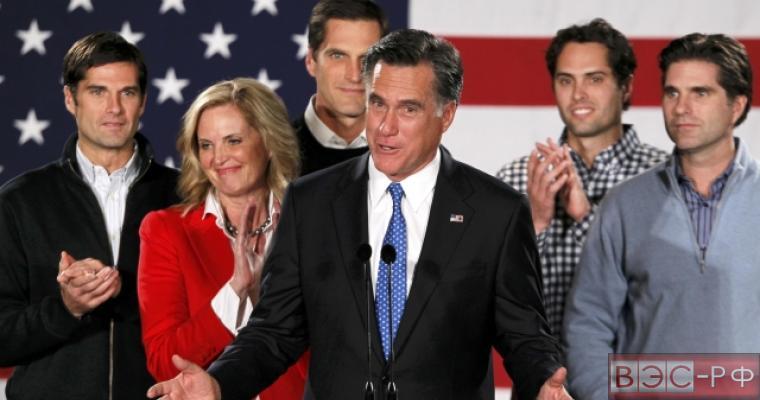 Ромни готов баллотироваться на выборах-2016