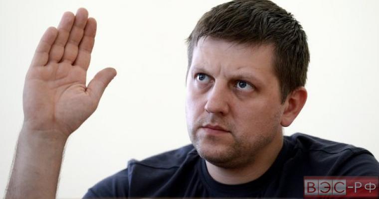 Председатель парламента ЛНР Алексей Карякин
