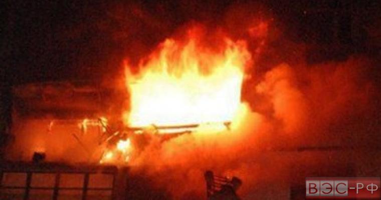 В Харьков прогремел очередной взрыв