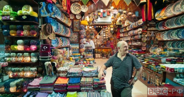 Торговый район Лалелли в Стамбуле