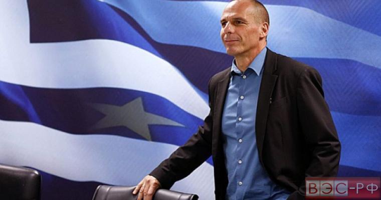 Глава минфина Греции Янис Варуфакис