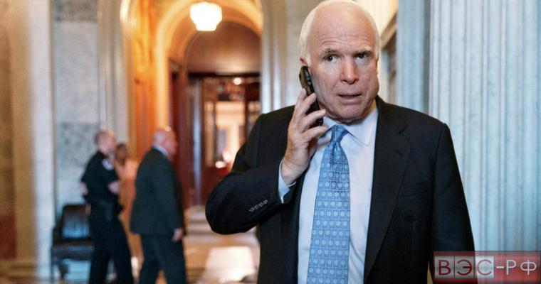 Маккейн выступает за отправку оружия на Укриану