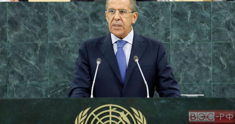 Чуркин ожидает Лаврова на заседании в ООН