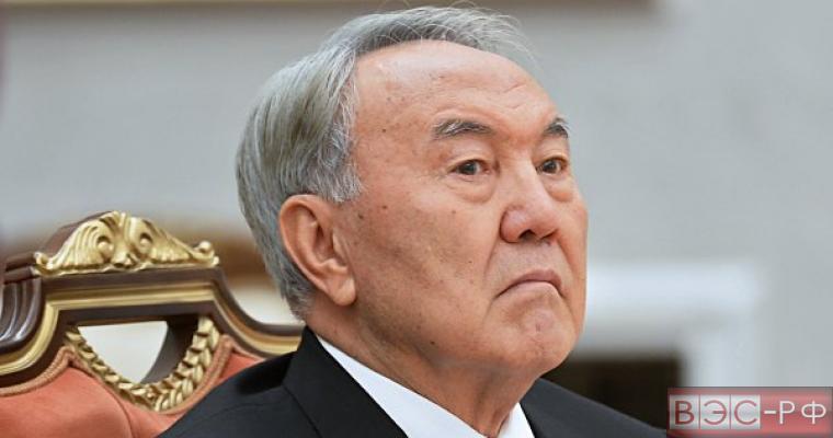 Глава Казахстана Нурсултан Назарбаев