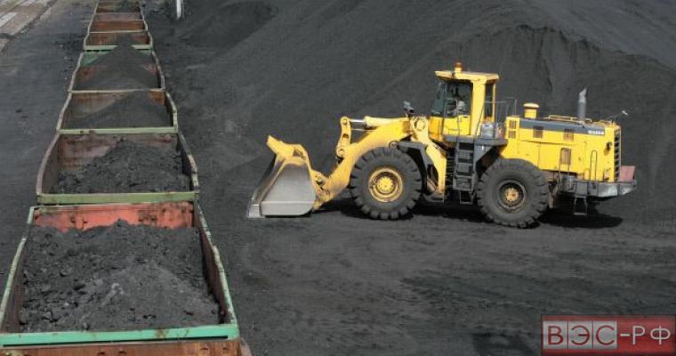 Германия увеличивает закуп российского угля