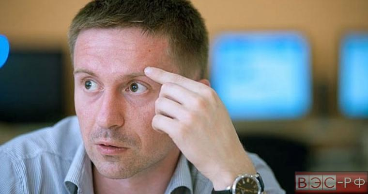 Cоветник министра обороны Украины Александр Данилюк