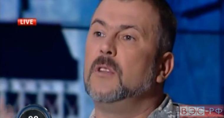 Юрий Береза в телеэфире призвал идти с войной на Россию