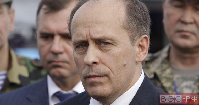 Руководитель ФСБ России Александр Бортников