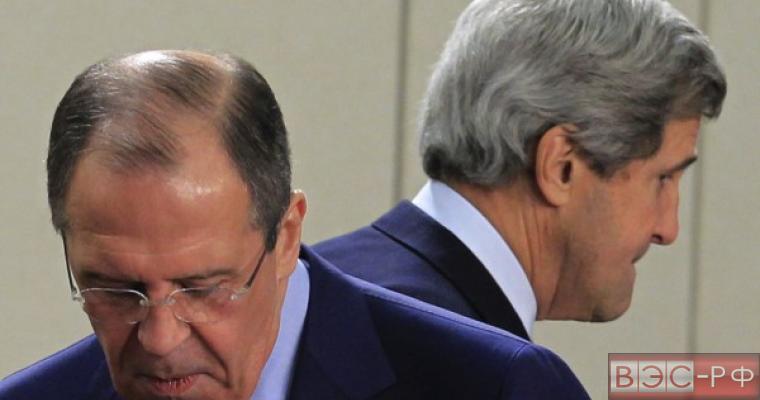 Керри не хочет больше разговаривать с Россией