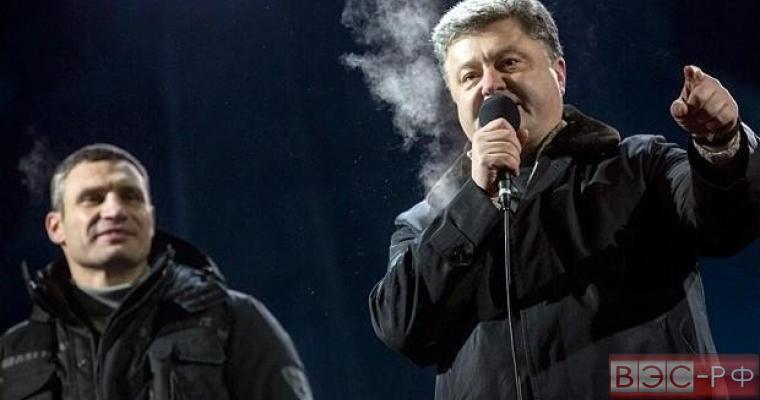 Порошенко ждет возвращения Януковича