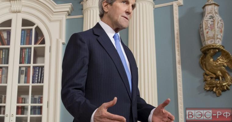 Джон Керри ужесточает санкции