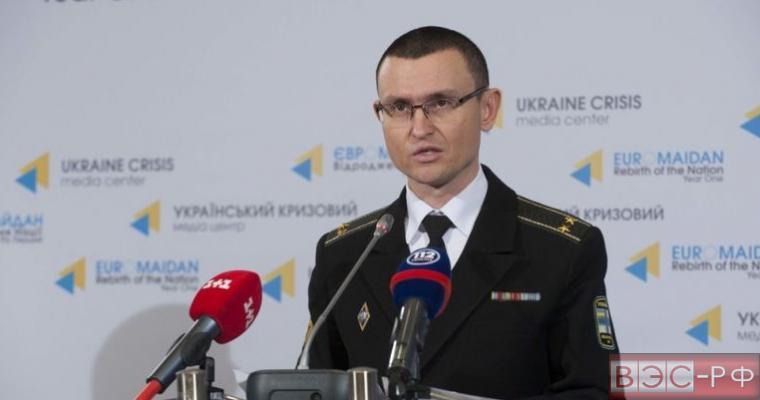 Официальный представитель Генштаба Владислав Селезнев