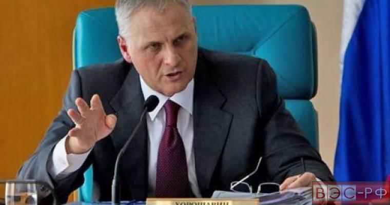 Задержан губернатор Сахалинской области Александр Хорошавин