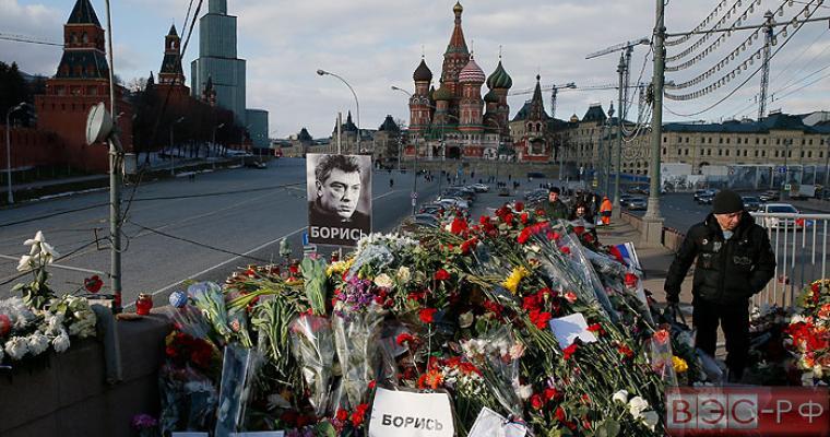 По делу об убийстве Немцова задержано четверо чеченцев