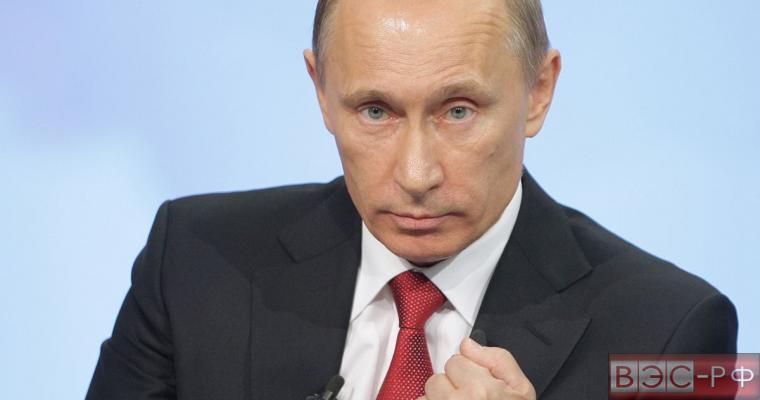 Робертс: Путин проявил достаточно терпения к «немому и глухому» Западу