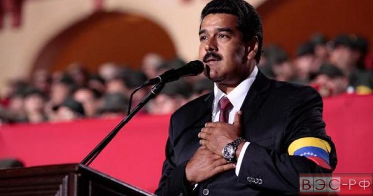 Госпереворот в Венесуэле пытаются провернуть США